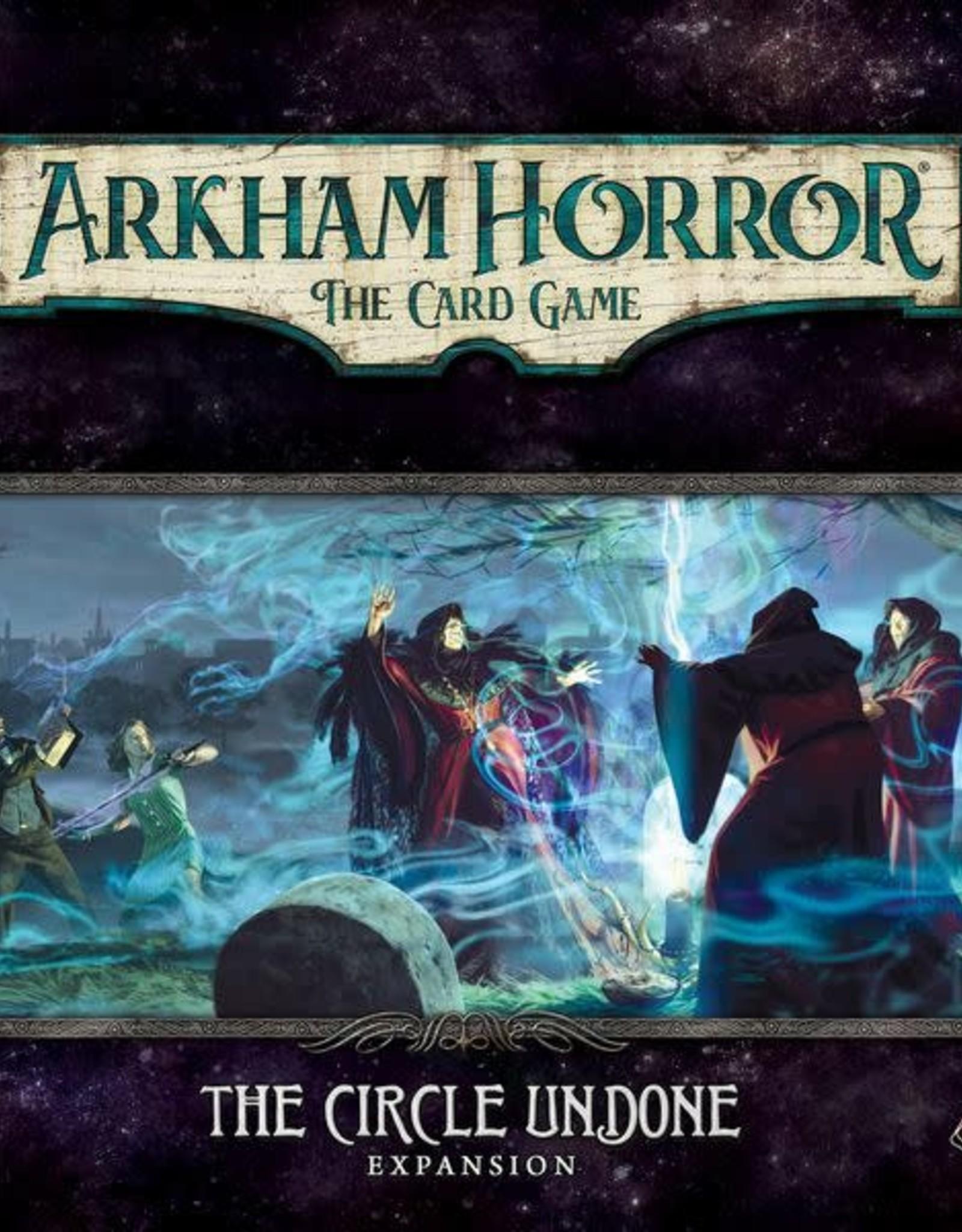 Fantasy Flight Games AH LCG: The Circle Undone