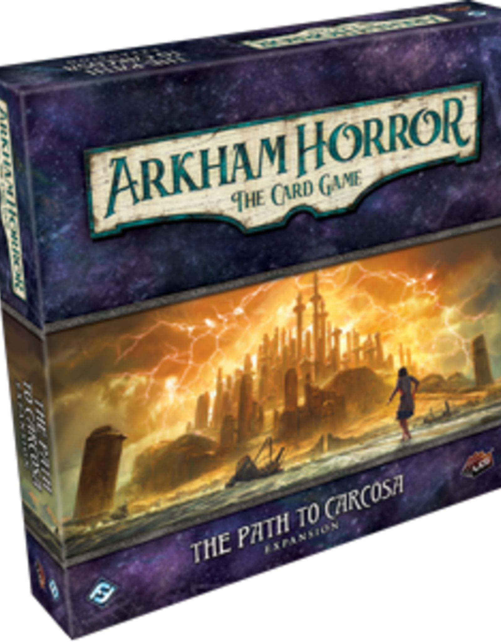 Fantasy Flight Games AH LCG: Path to Carcosa Deluxe