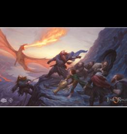 Fantasy Flight Games LOTR: On the Doorstep Playmat
