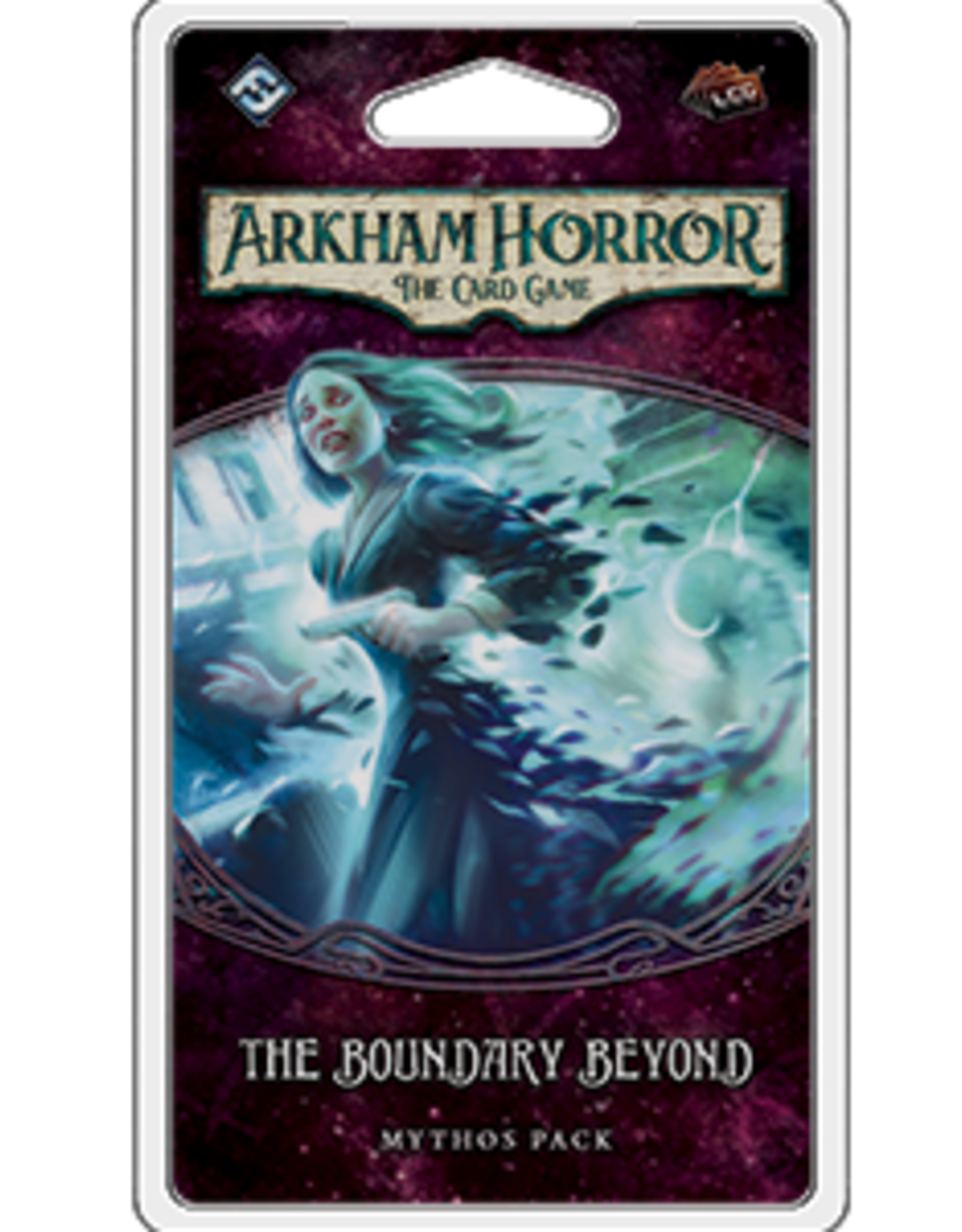 Fantasy Flight Games AH LCG: The Boundary Beyond