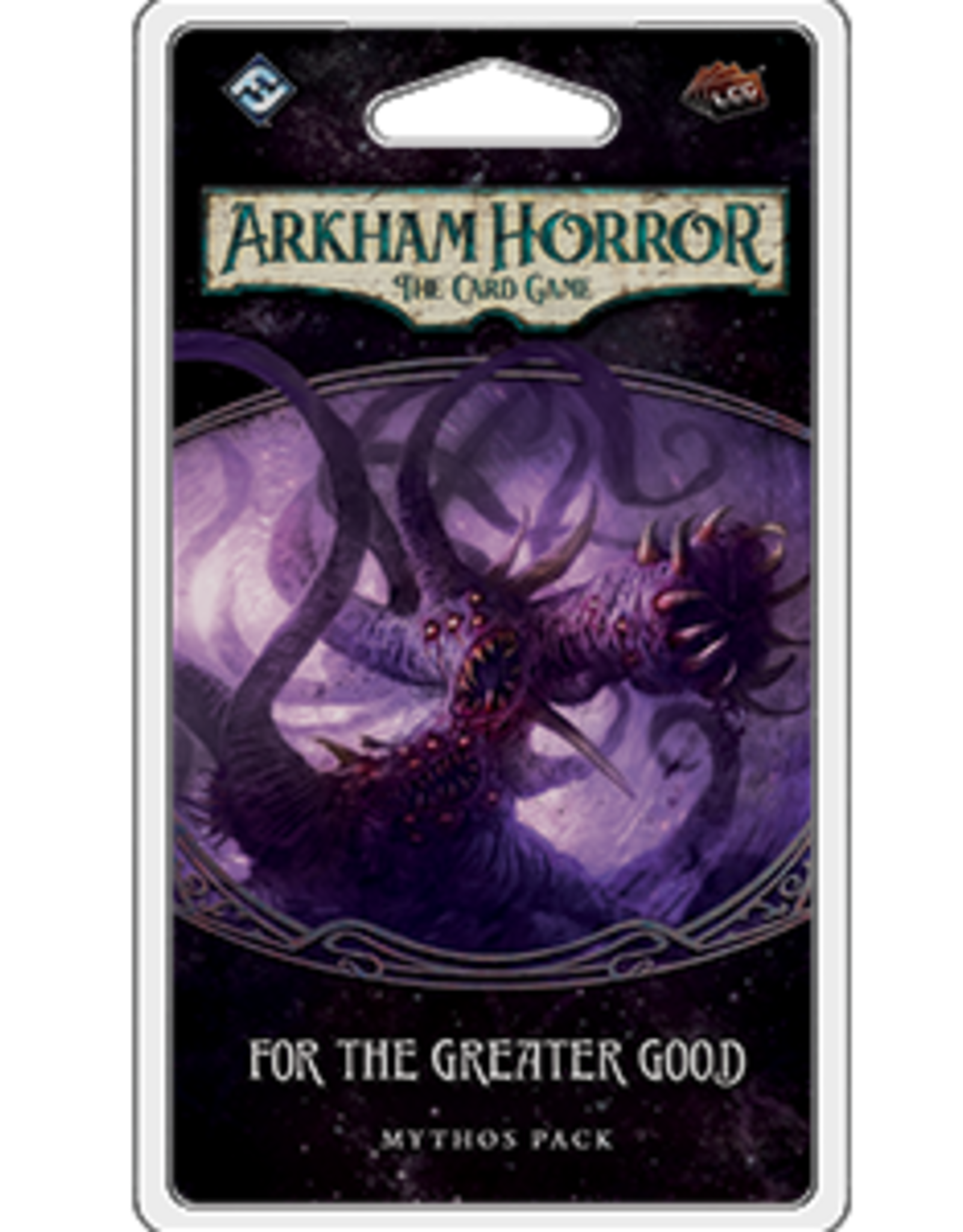 Fantasy Flight Games AH LCG: For the Greater Good