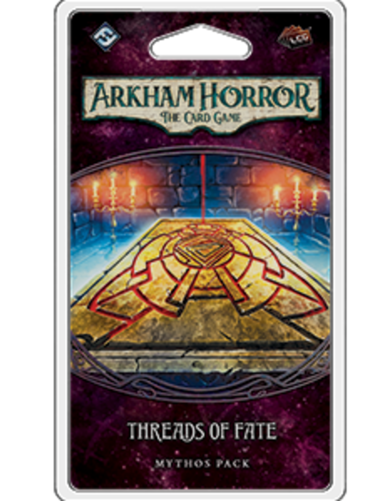 Fantasy Flight Games AH LCG: Threads of Fate
