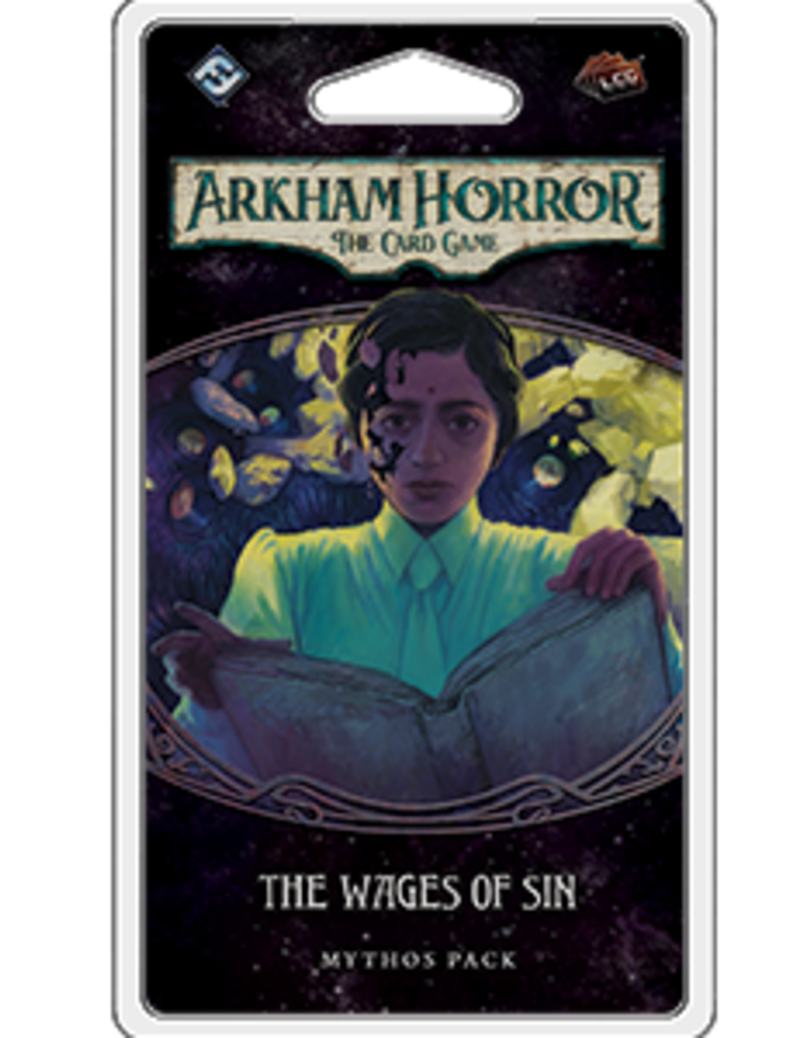 Fantasy Flight Games AH LCG: The Wages of Sin