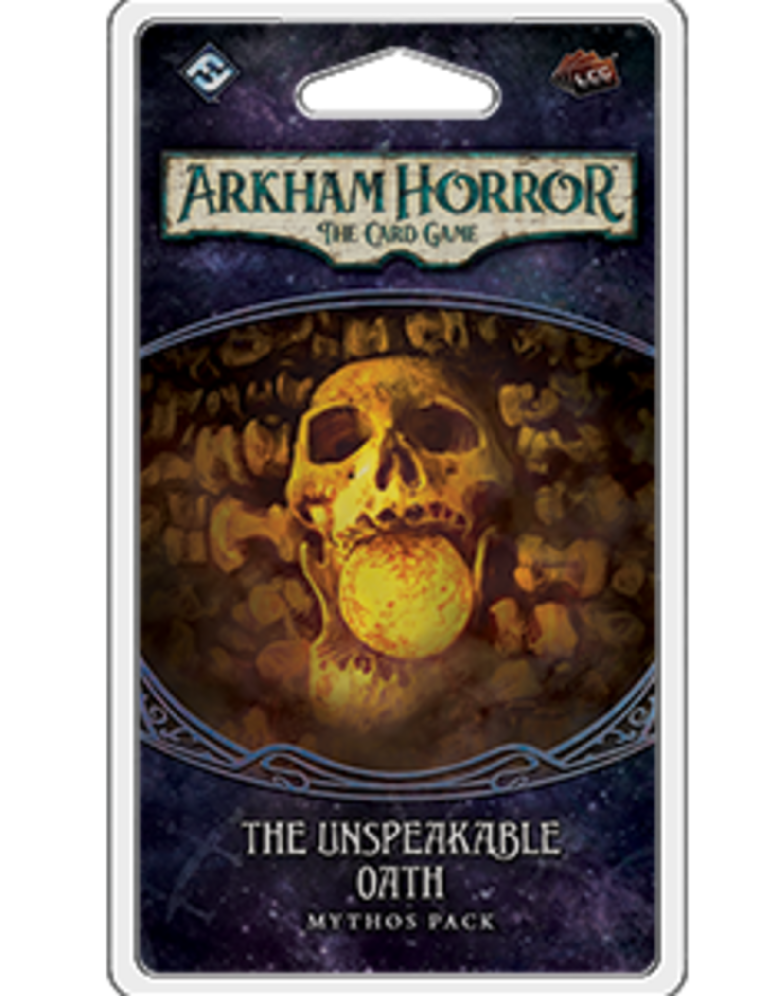 Fantasy Flight Games AH LCG: The Unspeakable Oath