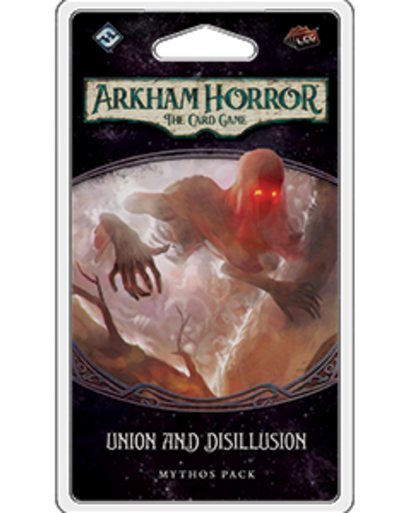 Fantasy Flight Games AH LCG: Union and Disillusion