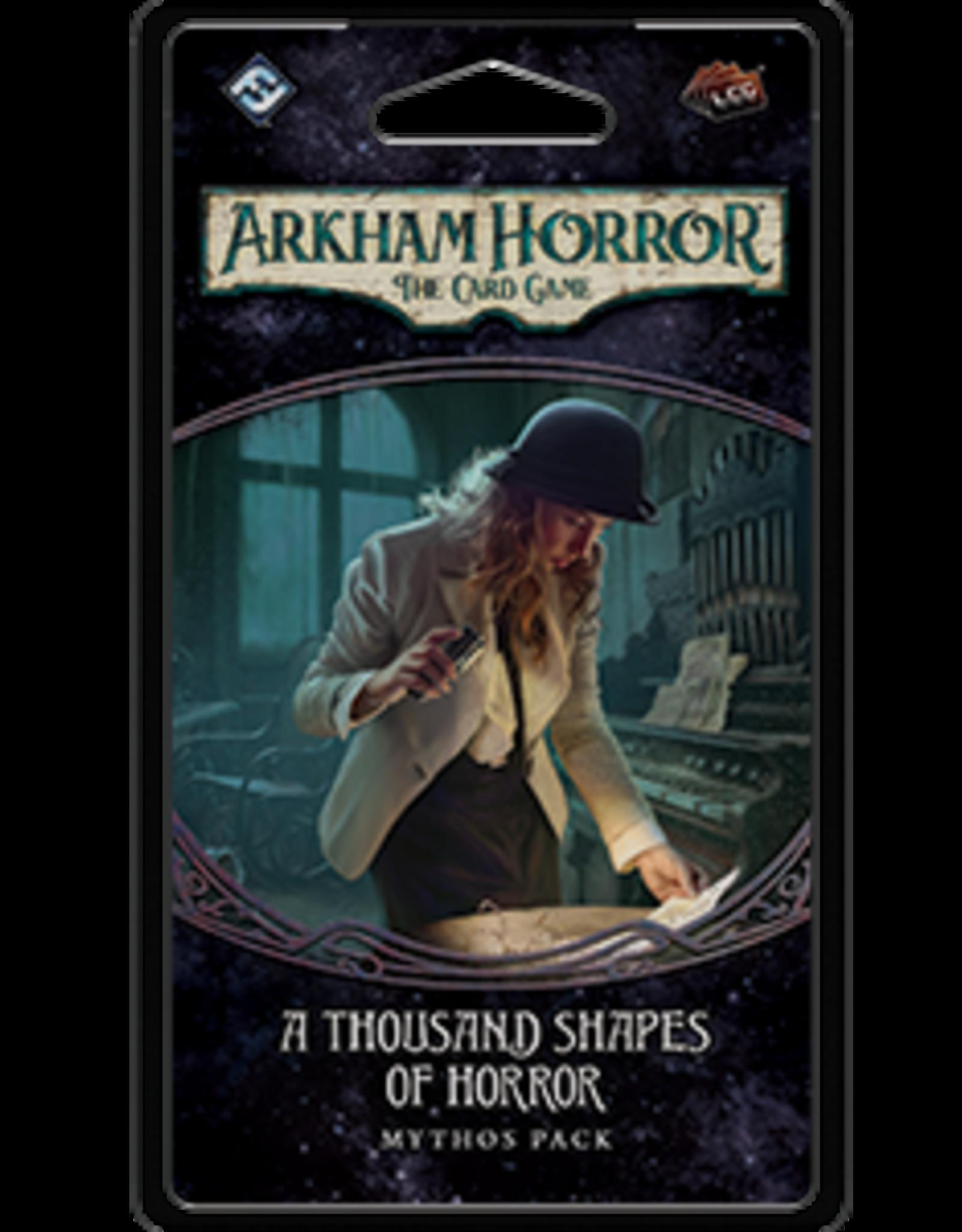 Fantasy Flight Games AH LCG: A Thousand Shapes of Horror