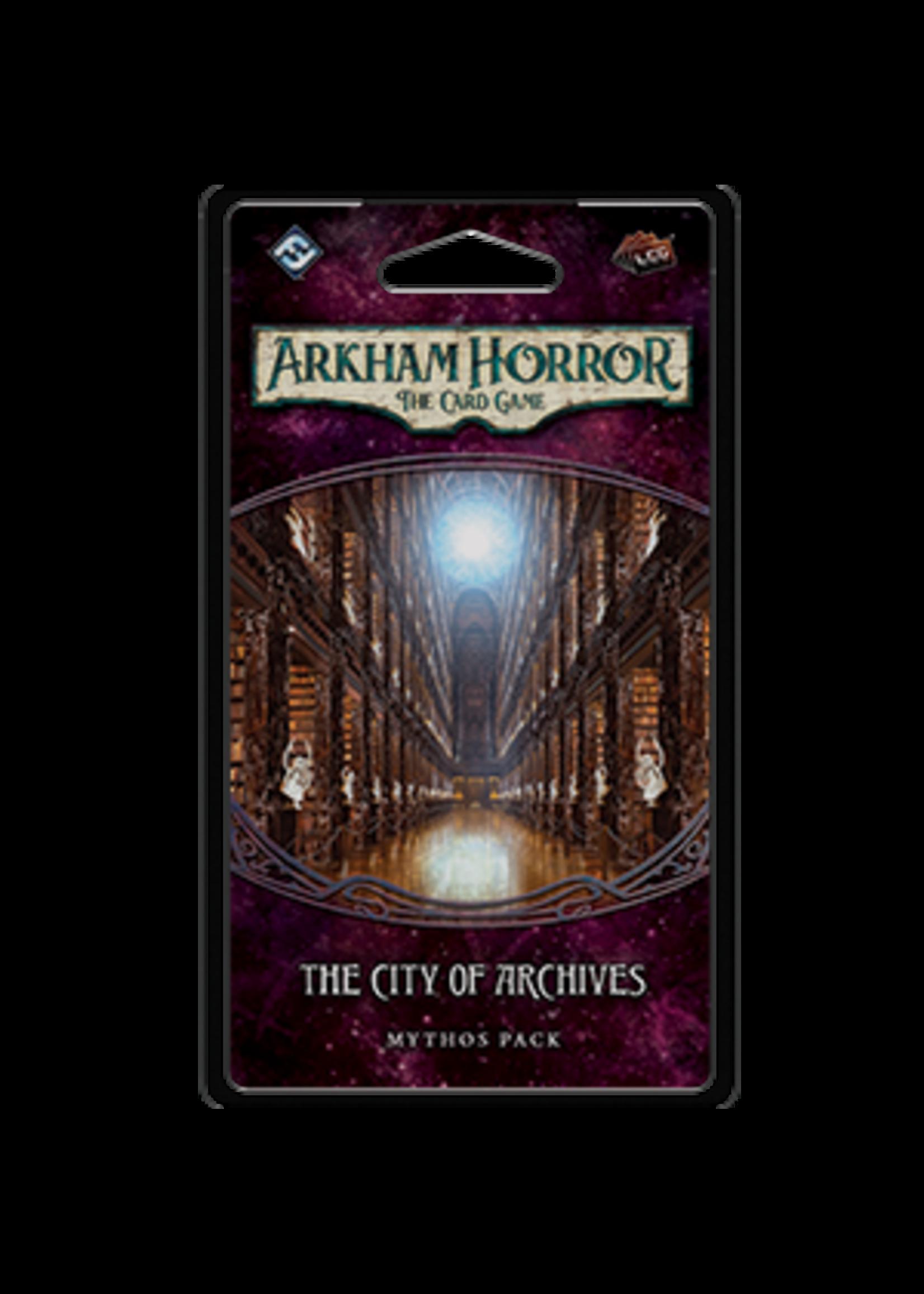 Fantasy Flight Games AH LCG: The City of Archives