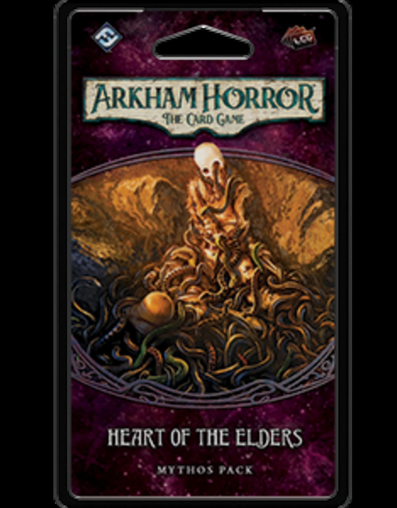 Fantasy Flight Games AH LCG: Heart of the Elders