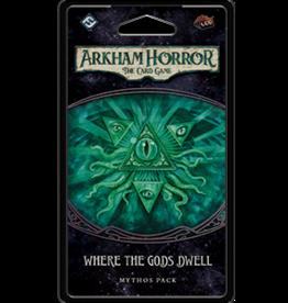 Fantasy Flight Games AH LCG: Where the Gods Dwell
