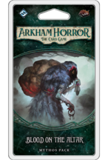 Fantasy Flight Games AH LCG: Blood on the Altar