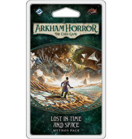 Fantasy Flight Games Arkham Horror: LCG: Lost in Time and Space