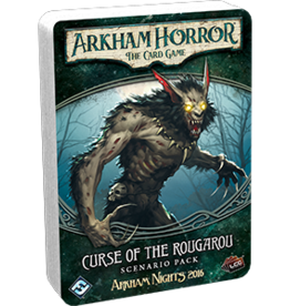 Fantasy Flight Games AH: Curse of the Rougarou Scenario Pack