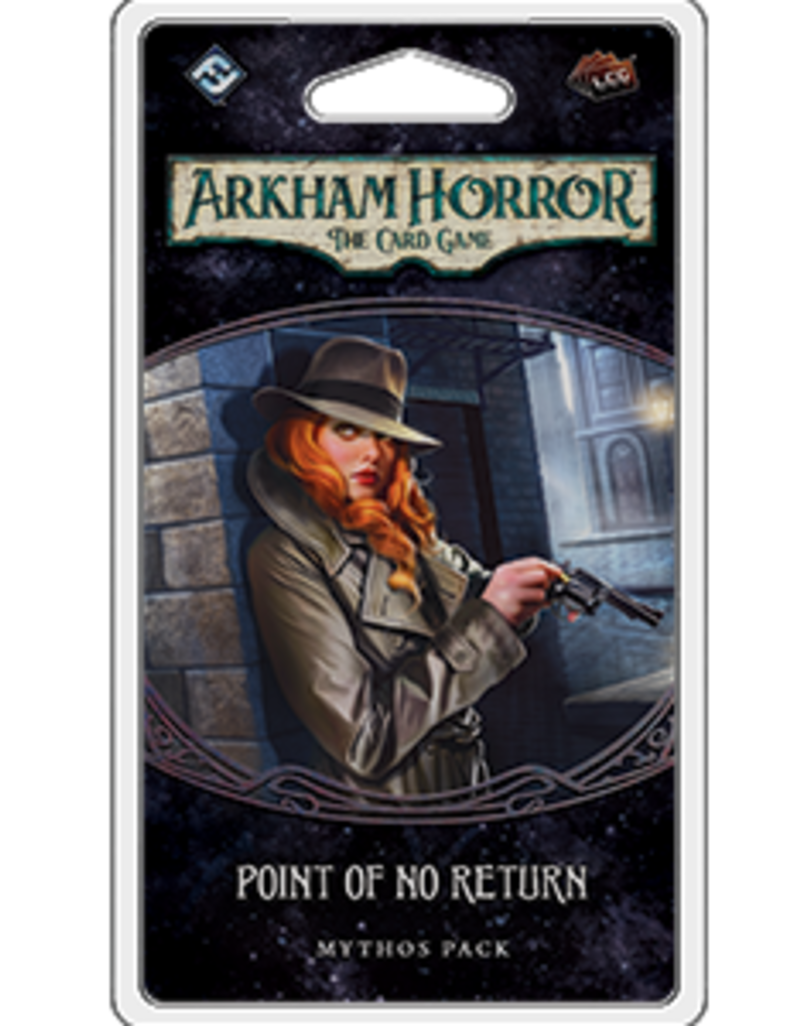 Fantasy Flight Games AH LCG: Point of No Return Mythos Pack