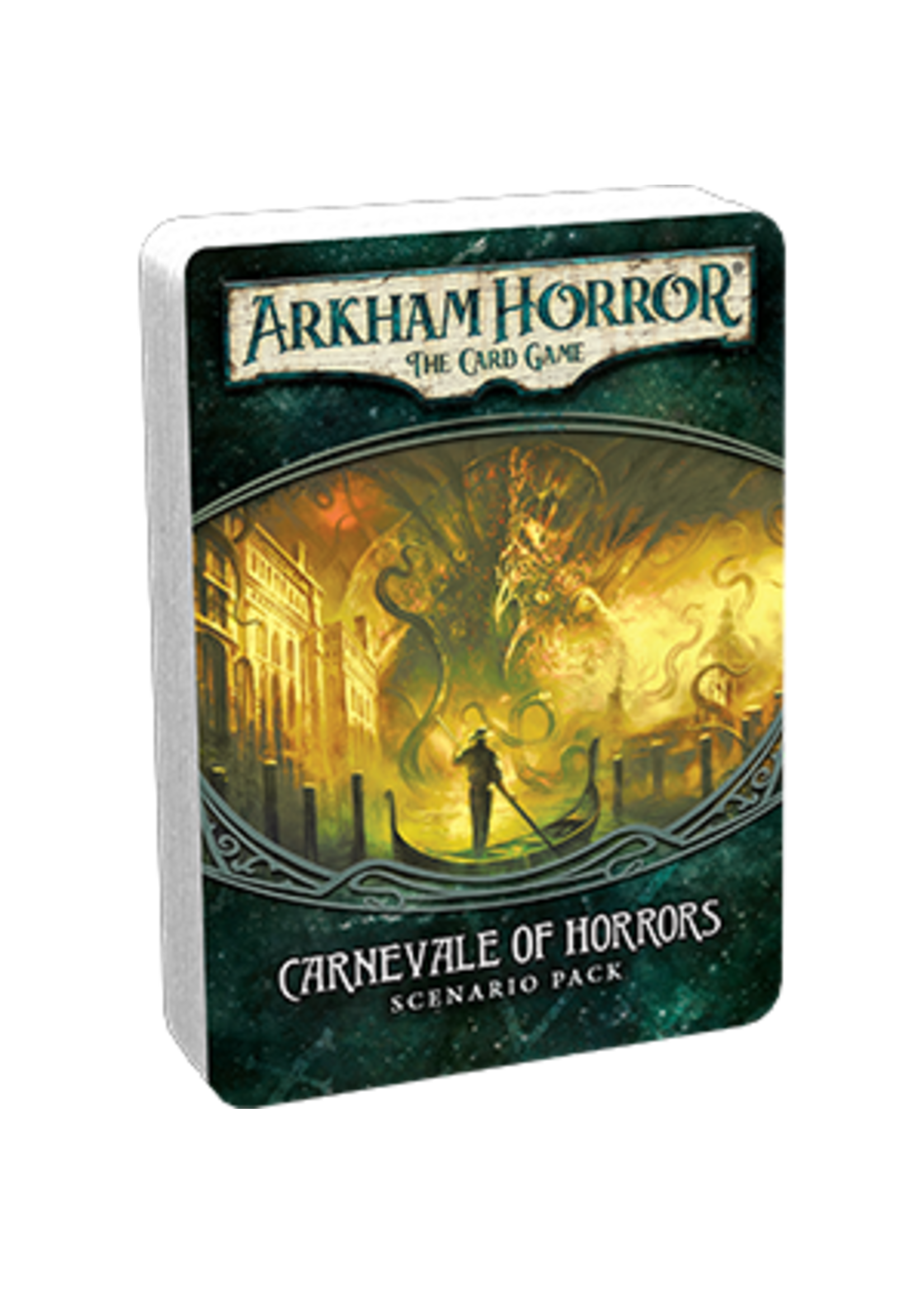 Fantasy Flight Games Arkham Horror: Carnevale of Horrors
