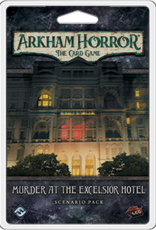 Fantasy Flight Games AH LCG: Murder at the Excelsior Hotel