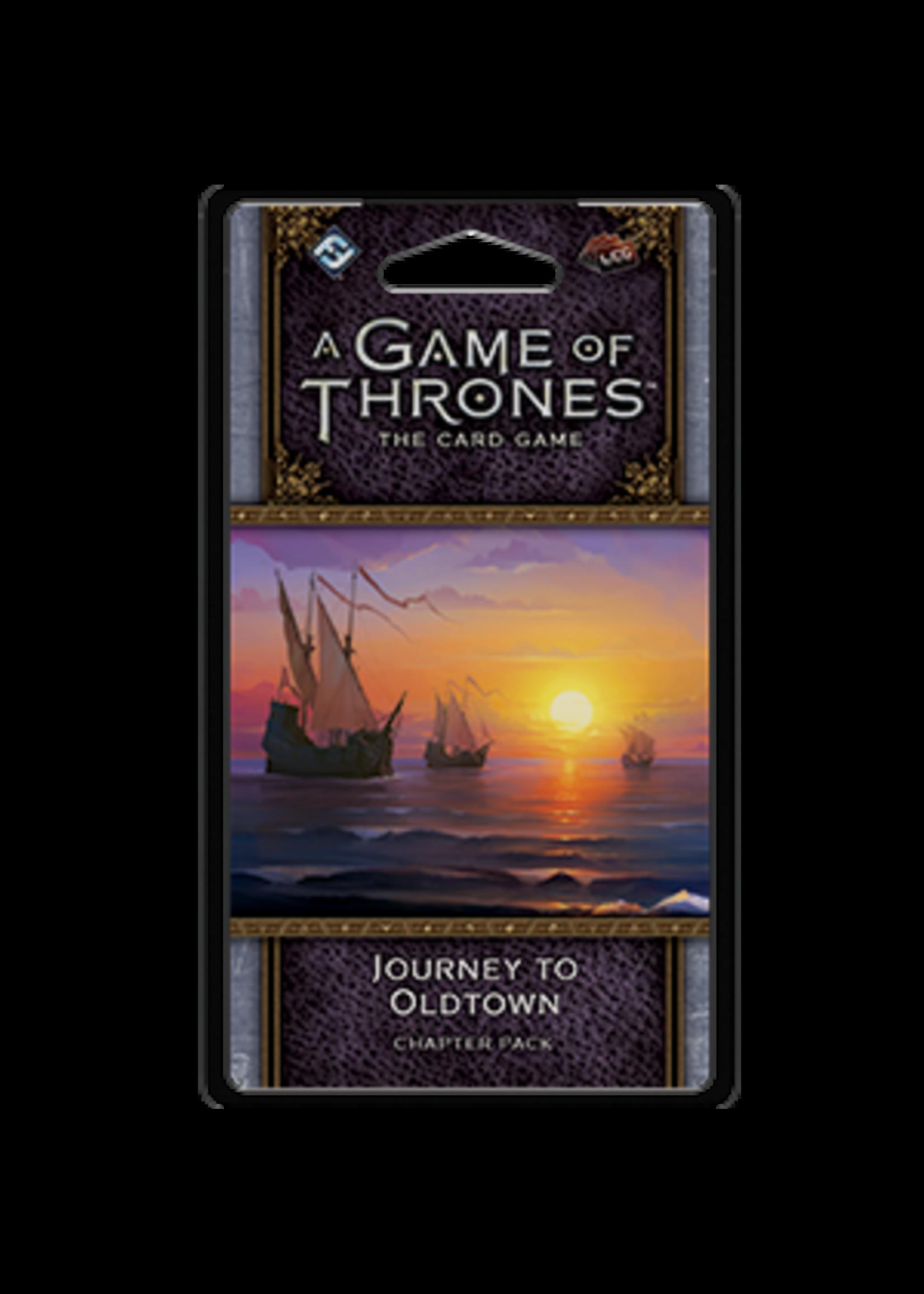 Fantasy Flight Games AGOT LCG 2nd Ed: Journey to Oldtown