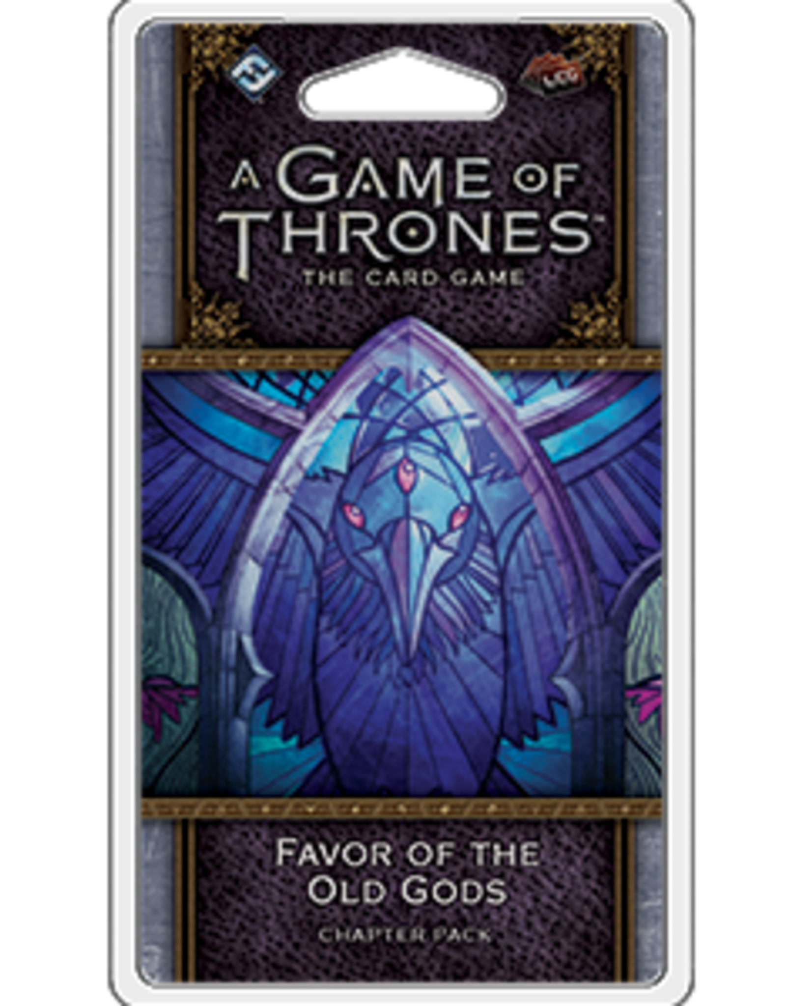 Fantasy Flight Games AGOT LCG 2nd Ed: Favor of the Old Gods