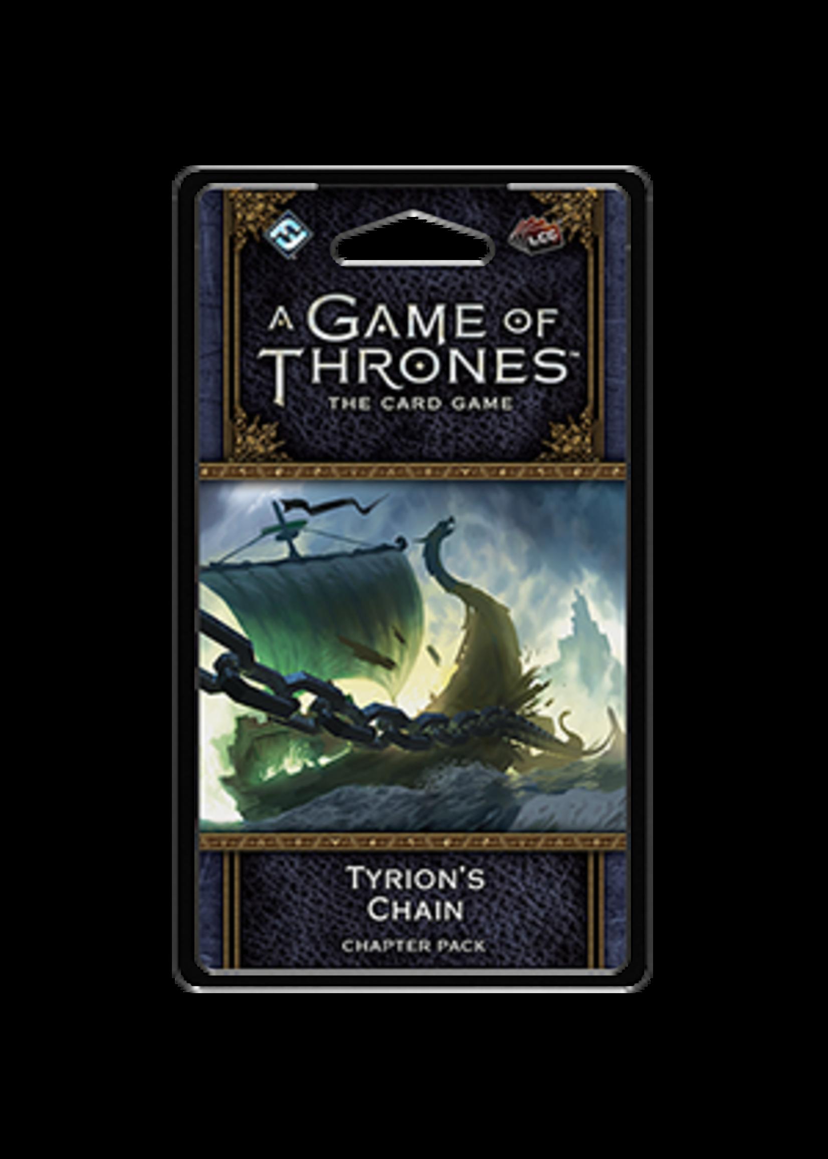 Fantasy Flight Games AGOT LCG 2nd Ed: Tyrion's Chain