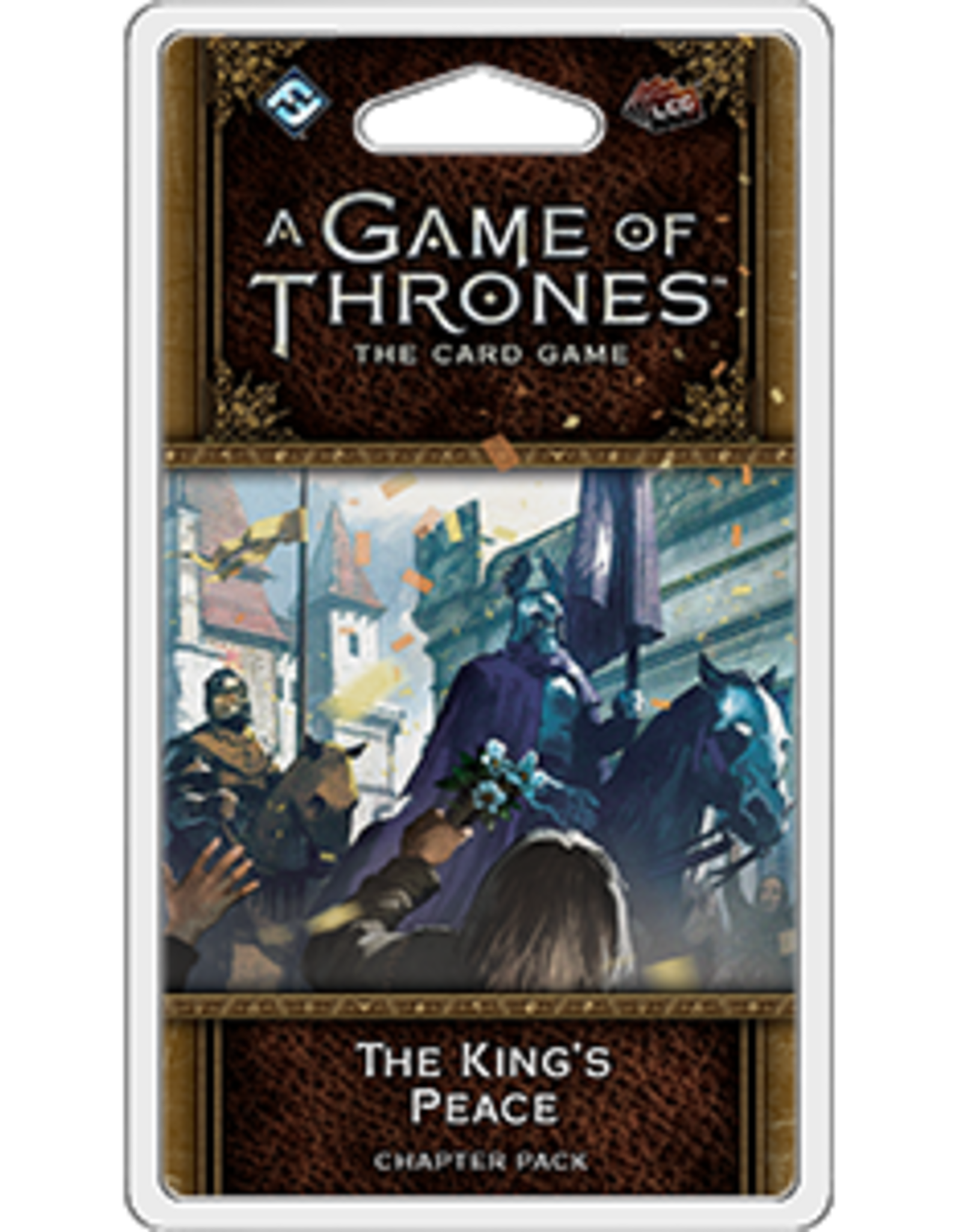 Fantasy Flight Games AGOT LCG 2nd Ed: The King's Peace