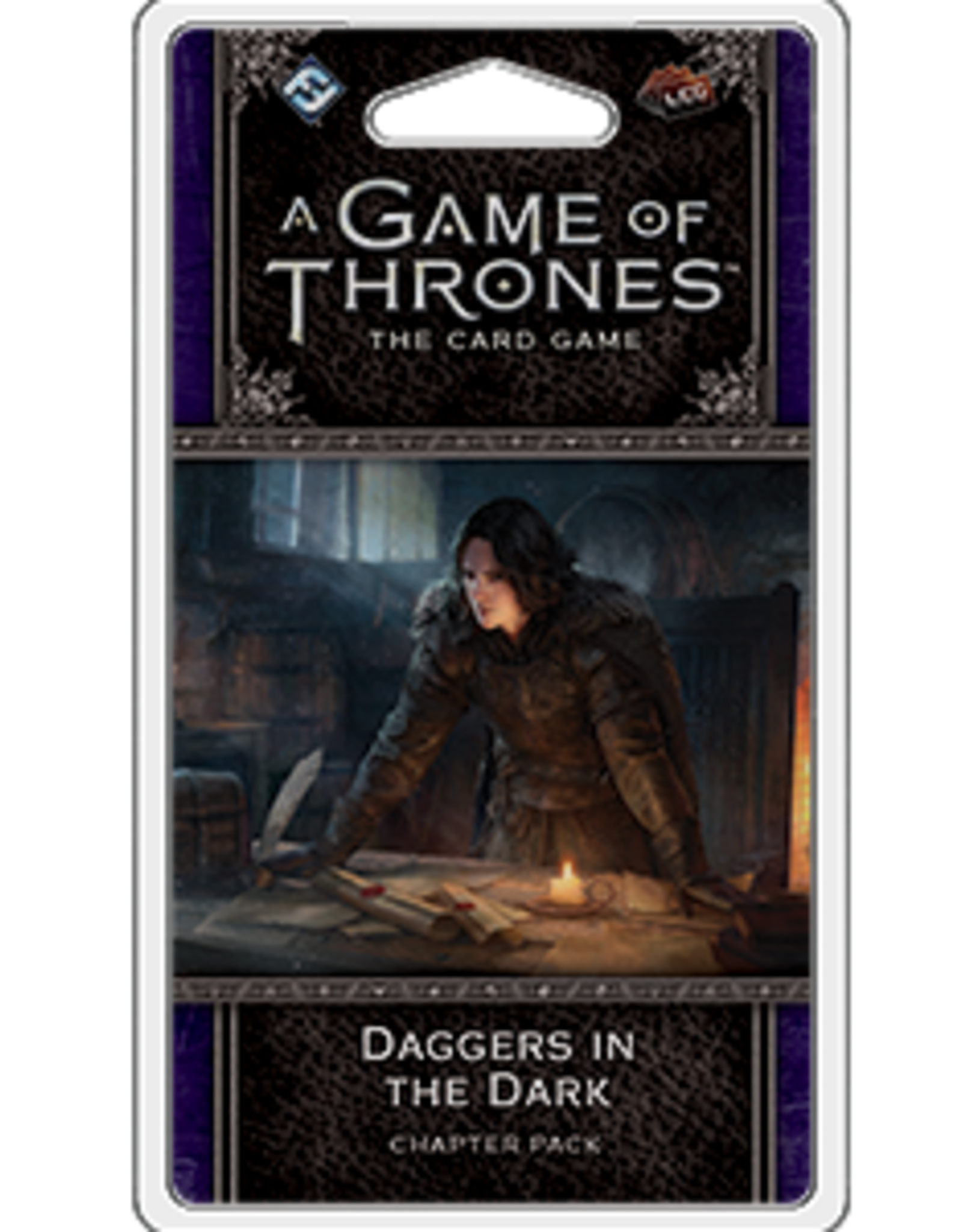 Fantasy Flight Games AGOT LCG 2nd Ed: Daggers in the Dark