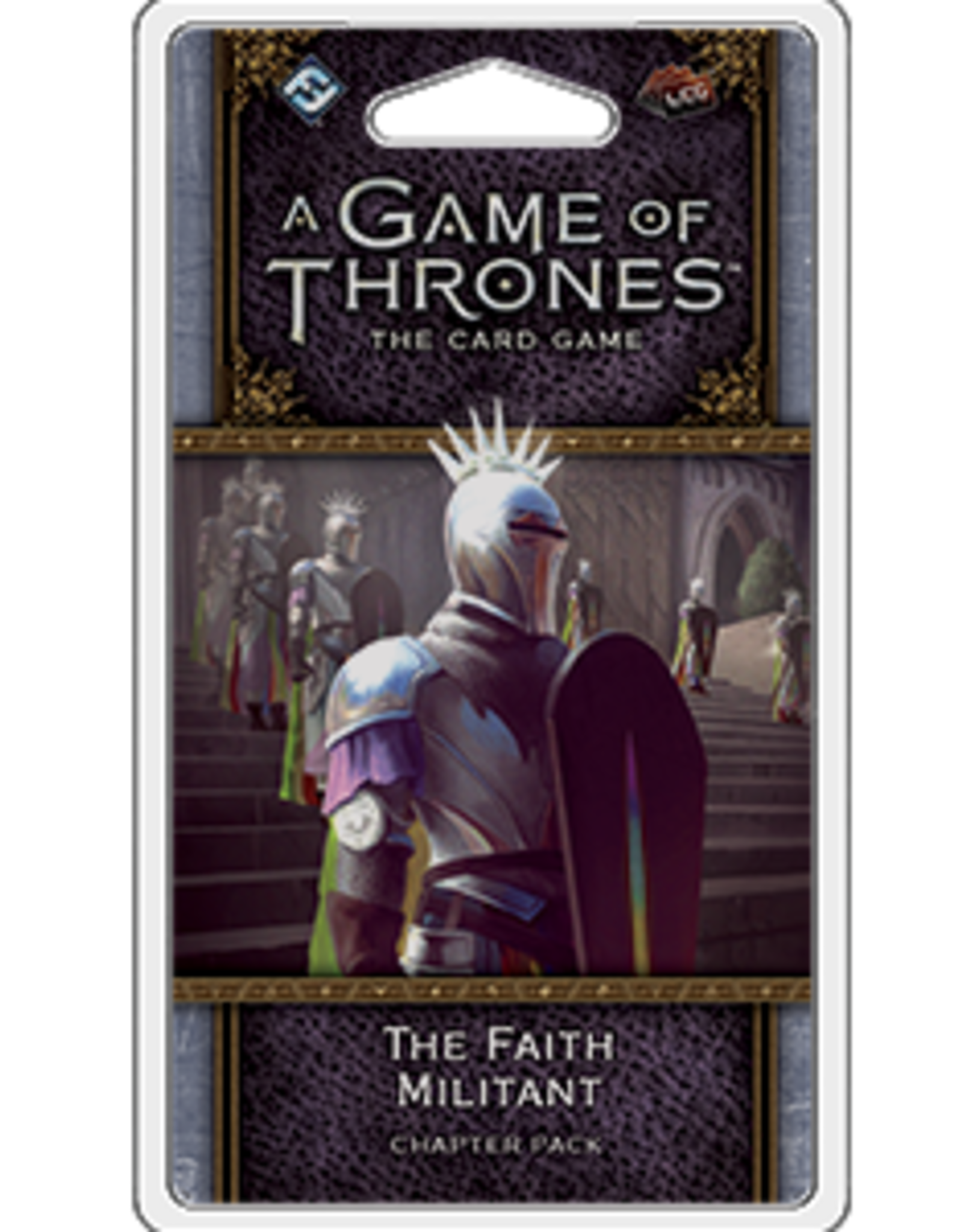 Fantasy Flight Games AGOT LCG 2nd Ed: The Faith Militant