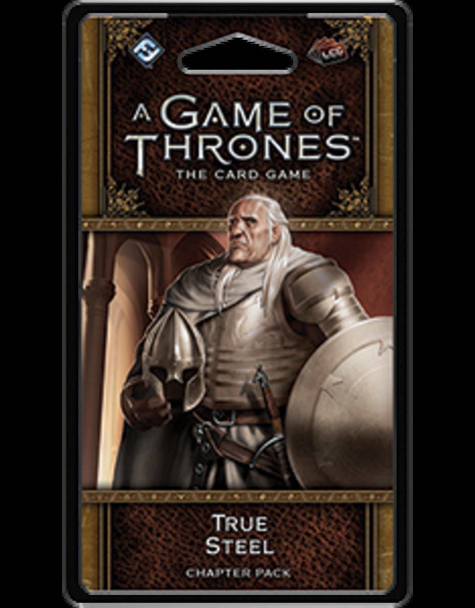 Fantasy Flight Games AGOT LCG 2nd Ed: True Steel