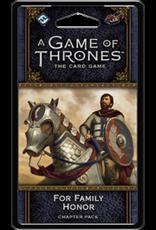 Fantasy Flight Games AGOT LCG 2nd Ed: For Family Honor