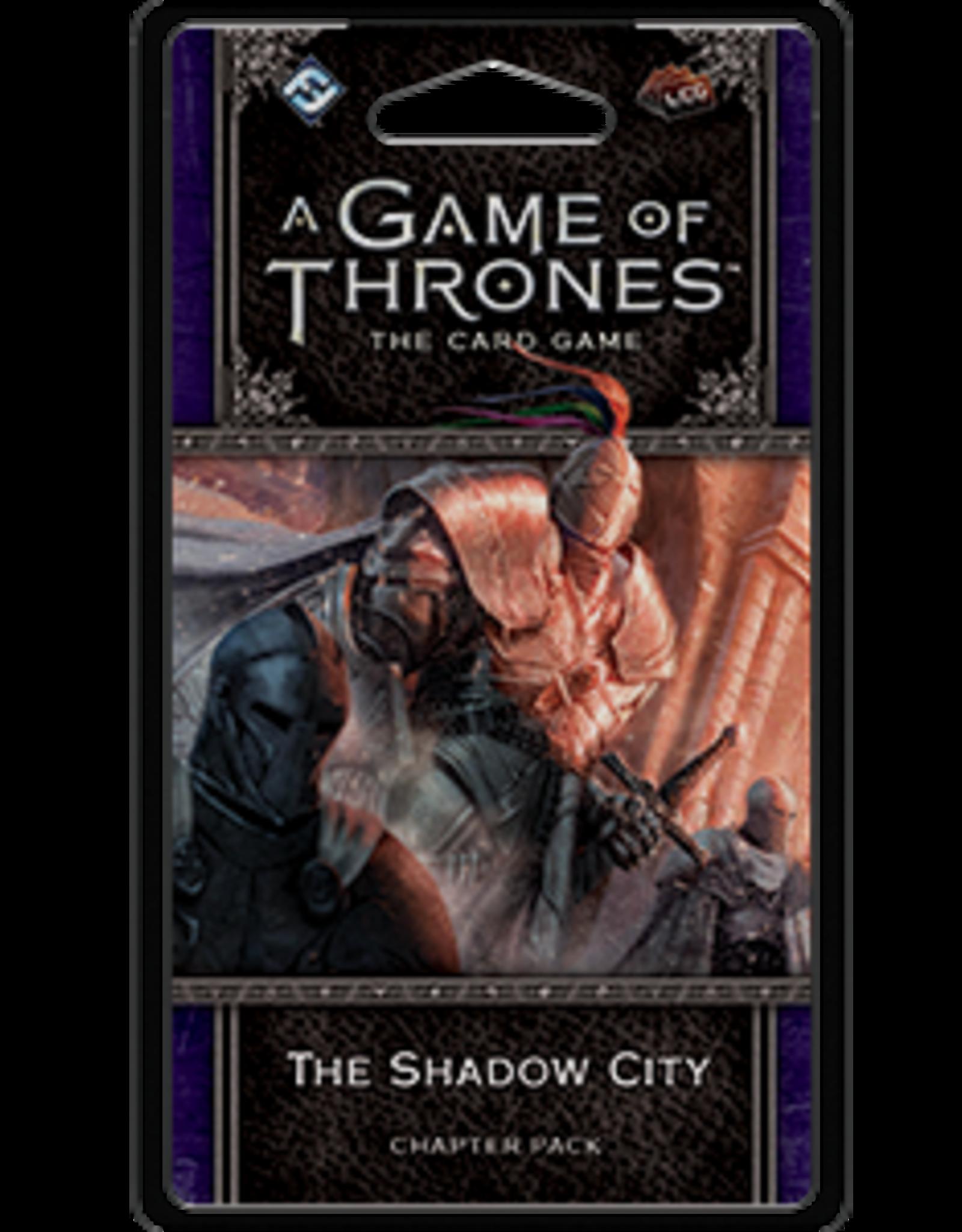 Fantasy Flight Games AGOT LCG 2nd Ed: The Shadow City