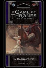Fantasy Flight Games AGOT LCG 2nd Ed: In Daznak's Pit