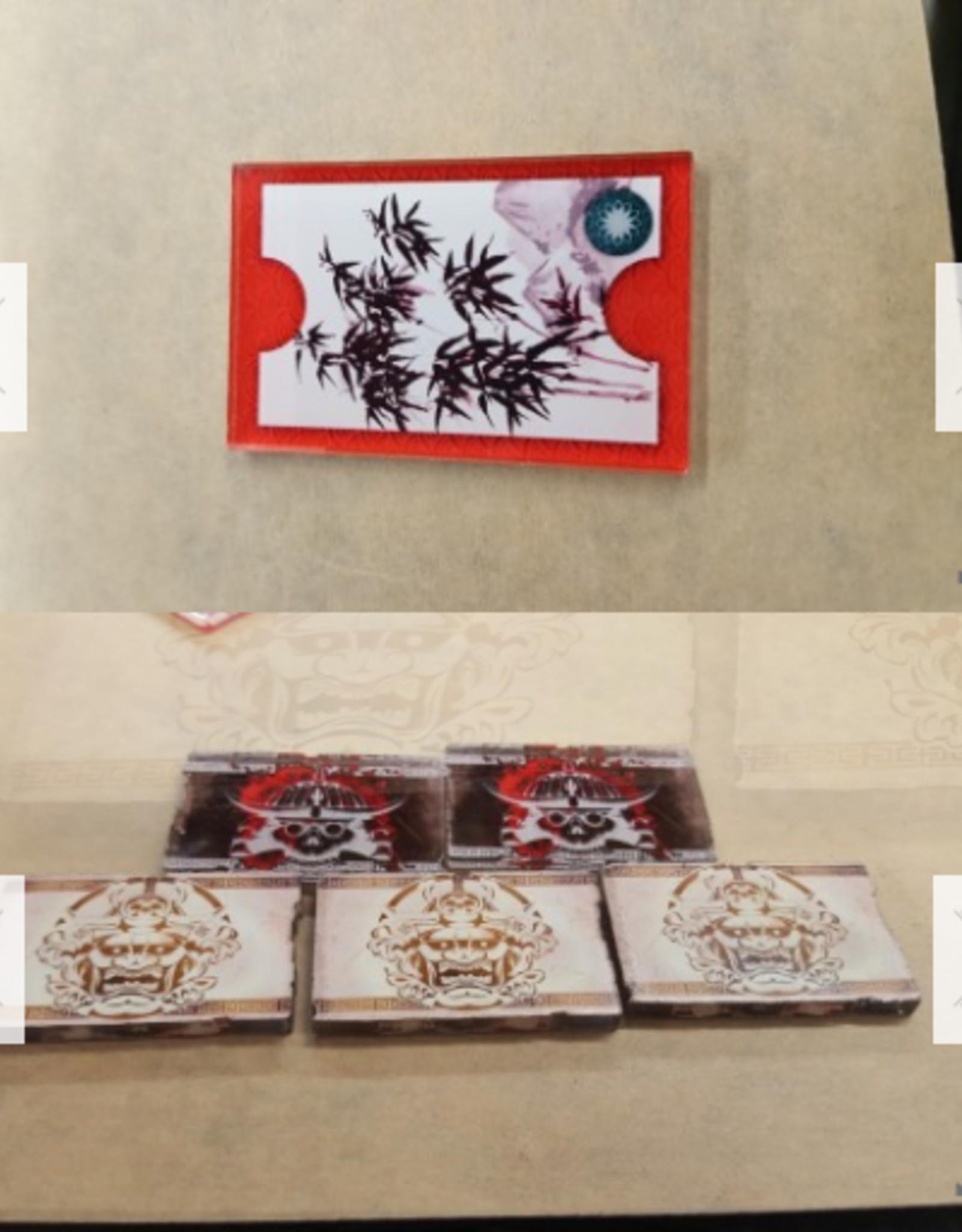 Broken Egg Games Legend of the Five Rings Token Pack