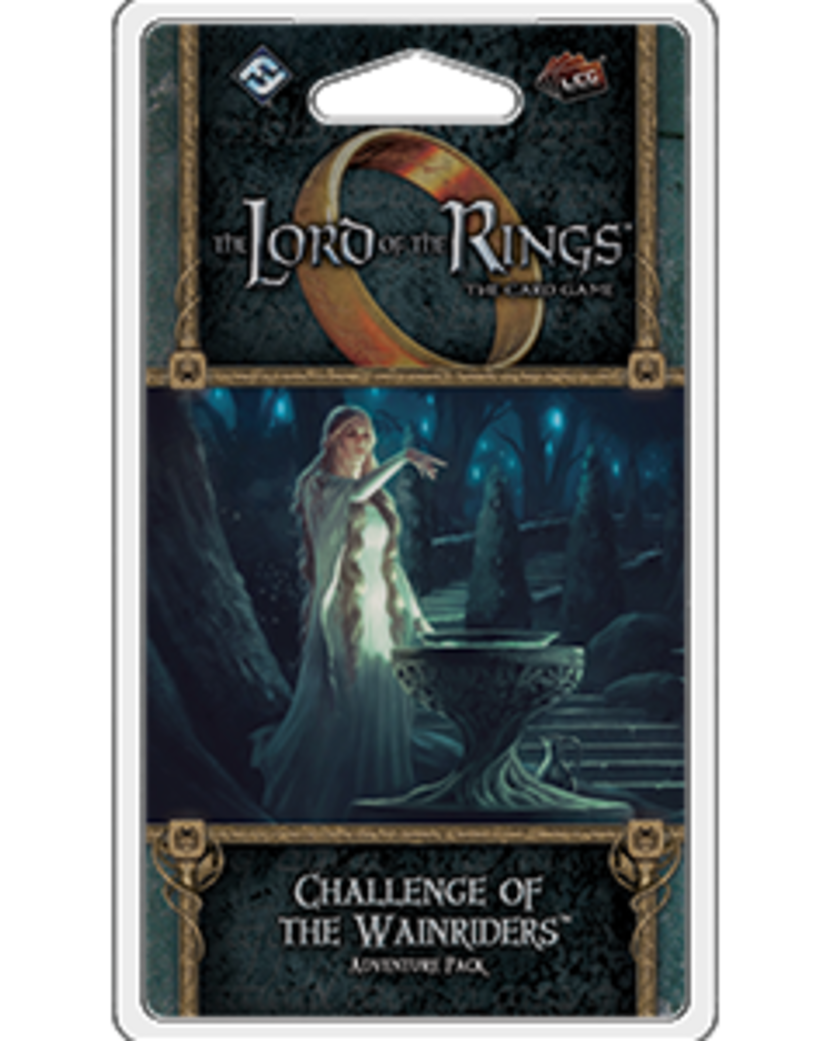 Fantasy Flight Games Challenge of the Wainriders