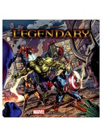 The Upper Deck Company Legendary: Marvel: DBG