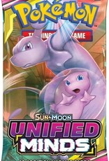 Pokemon Pokemon Unified Minds Booster