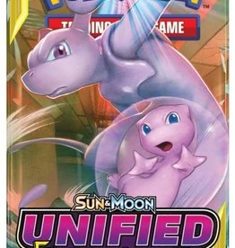 Pokemon Pokemon Unified Minds Booster