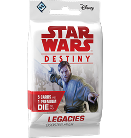 Fantasy Flight Games SW Destiny Legacies Booster Pack