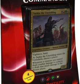 Wizards of the Coast Magic the Gathering Commander 2016 Deck - Open Hostility