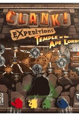 Renegade Game Studios Clank! Expeditions: Ape Lords