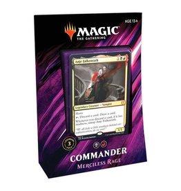 Wizards of the Coast MTG Commander 2019: Merciless Rage