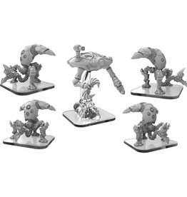 Privateer Press Monsterpocalypse Reapers & Harvester