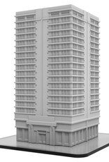 Privateer Press Monsterpocalypse Apartment Building