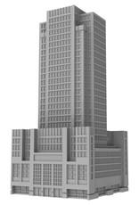 Privateer Press Monsterpocalypse Skyscraper
