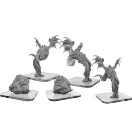 Privateer Press Monsterpocalypse Squix & Meat Slaves