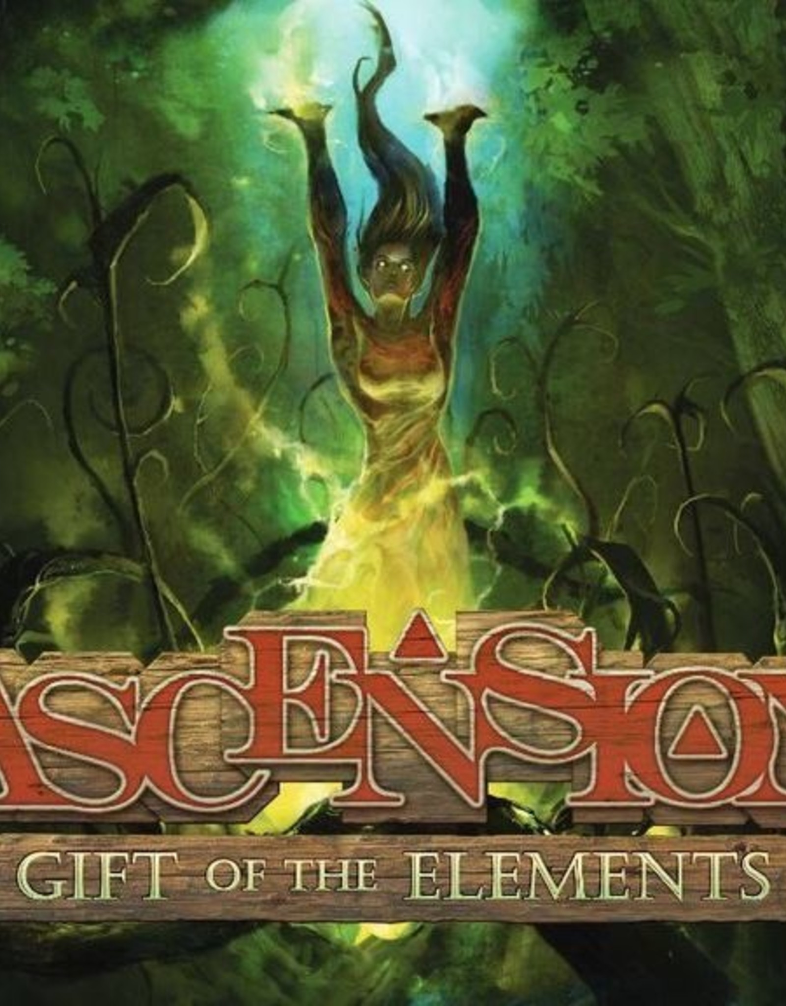 Stone Blade Entertainment Ascension Gift of the Elements