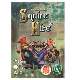 Letiman Games Squire for Hire
