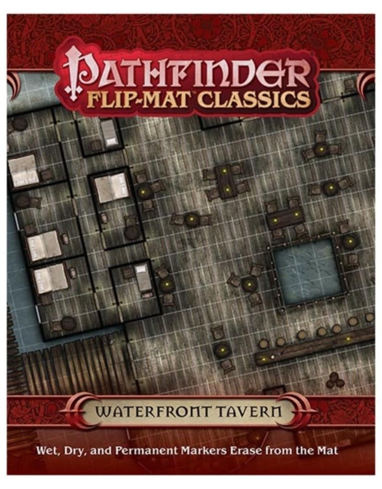 PAIZO Pathfinder FlipMat Waterfront Tavern