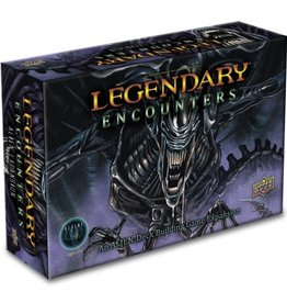 The Upper Deck Company Legendary: Encounters Alien Expansion