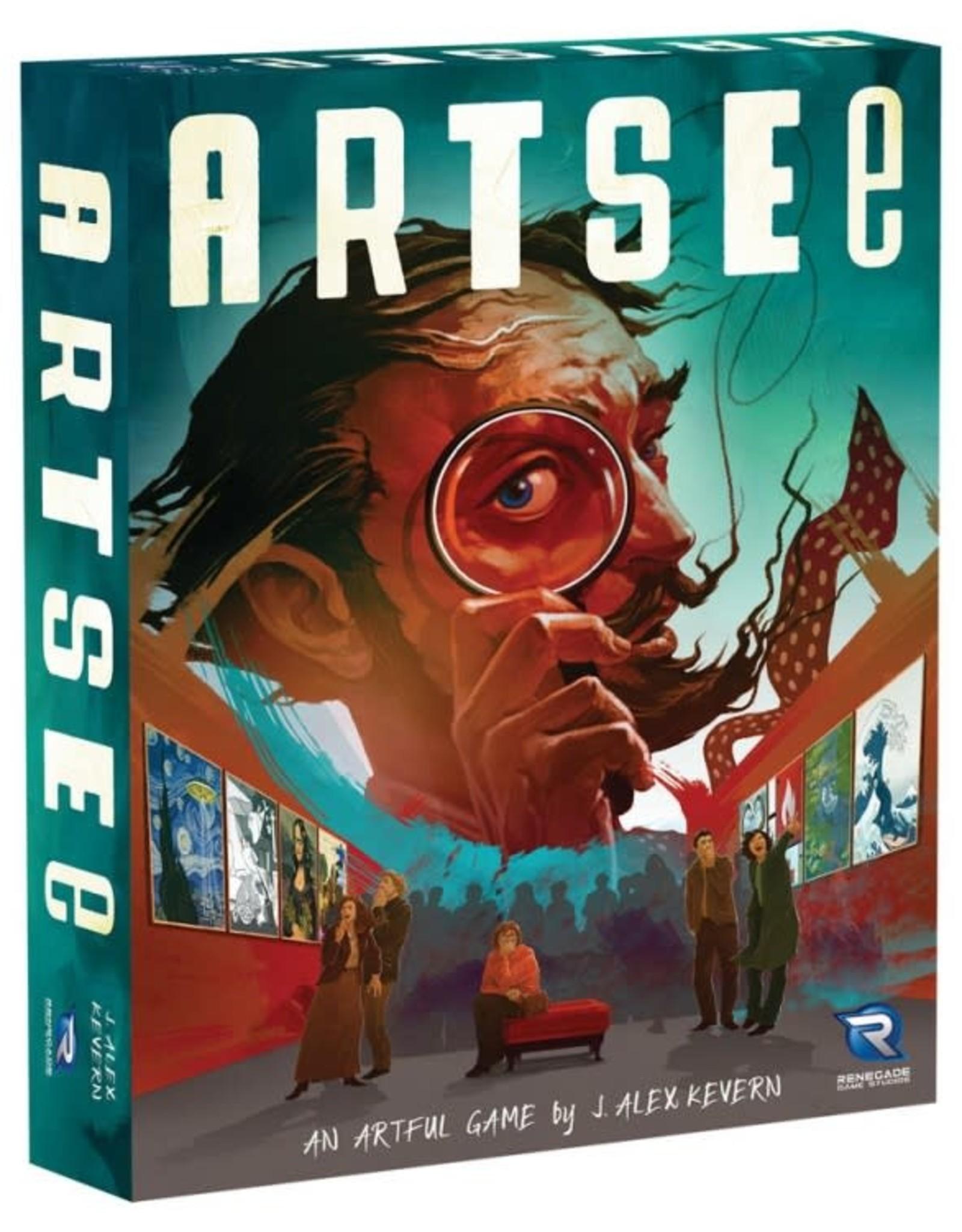Renegade Game Studios Artsee