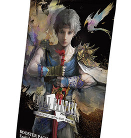 Square Enix FF TCG Opus VII booster