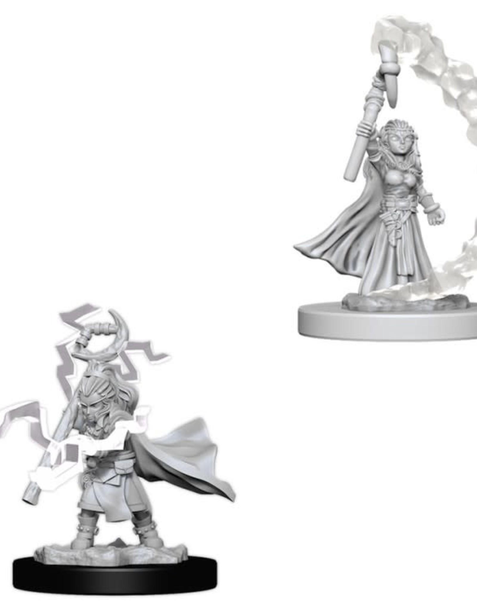 WizKids Deep Cuts Gnome Sorcerer Female