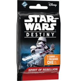 Fantasy Flight Games SW Spirit of Rebellion Booster